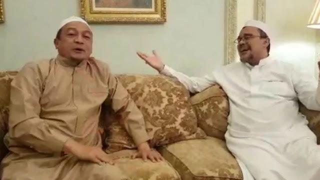 Pulangkan Habib Rizieq Syarat Rekonsiliasi, Kubu Jokowi: Salah Kaprah
