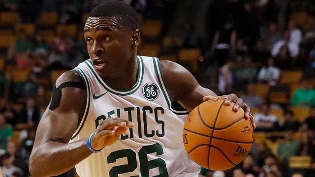 Jabari Bird Celtics de Boston