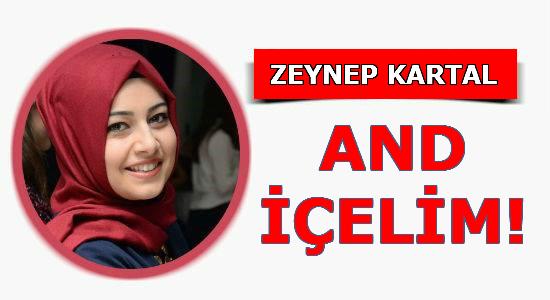 Anamur, Anamur Haber, Anamur Son Dakika, Zeynep Kartal'ın Kalemi, Karaman, YAZARLAR,