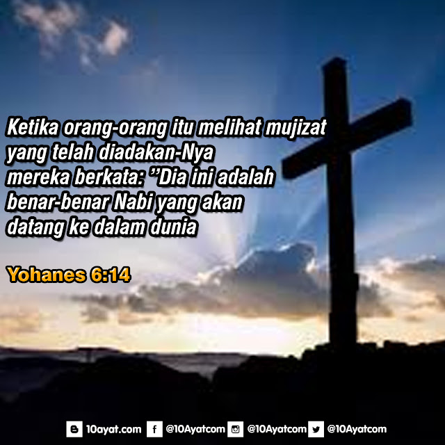 Yohanes 6:14