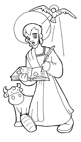 lucas bojanowski coloring pages - photo#19
