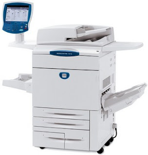 Good print quality is also very suitable for frequent use the color copies Xerox WorkCentre 7655 Driver Printer Download