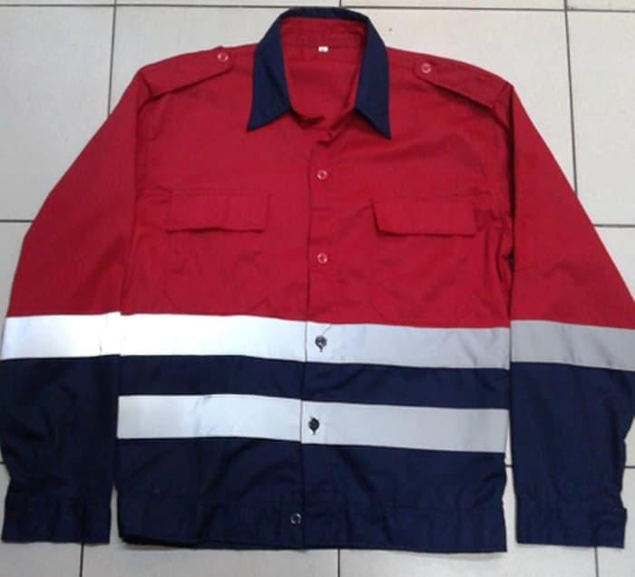 Jual baju safety, distributor baju safety, Jual baju proyek, jual baju proyek