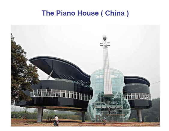 Top famous places of world the piano house china for Best piano house