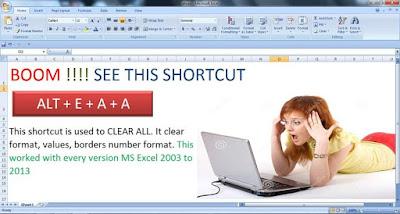 Excel Formulas everyday with Etipfree.com