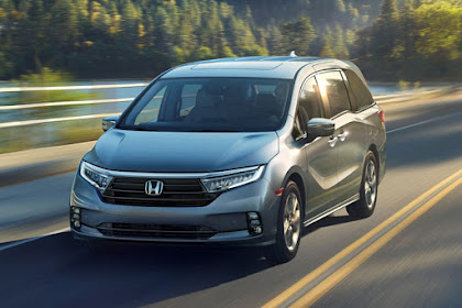 2021 Honda Odyssey Review, Specs, Price