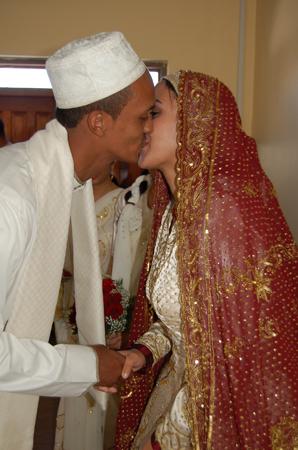 Wedding Day Muslim Wedding Muhammad And Ayesha