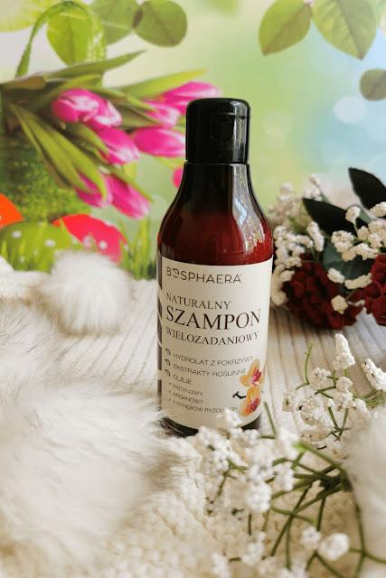 Wielozadaniowy szampon Bosphaera
