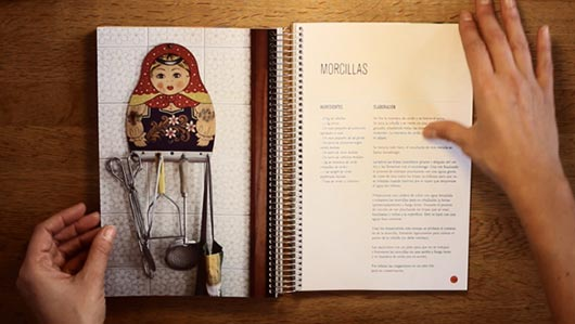 35 Beautiful Recipe Book Designs  JayceoYesta