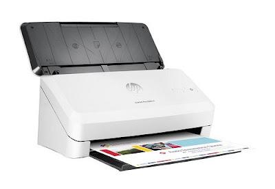 HP 스캐너 2000 S1 드라이버 다운로드