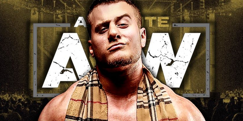 MJF Goes Off About AEW All Out Title Loss, Lashes Out At Wardlow And Renee Young
