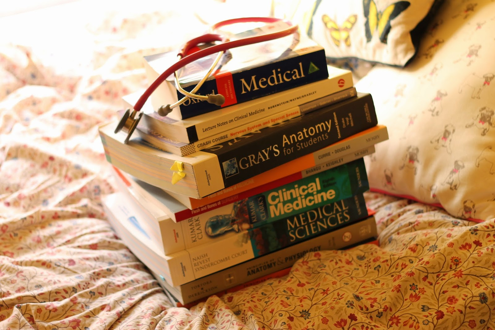 Signs you're a medical student
