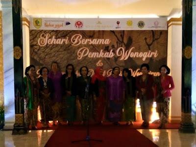 Mengenal Batik Wonogiren