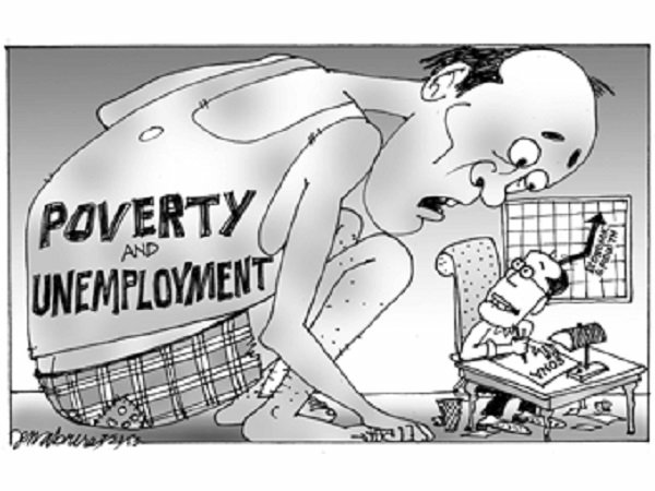 relationship between poverty and unemployment in the philippines