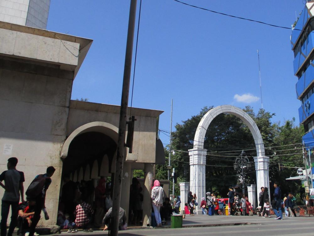 Masjid Raya Bandung Jawa Barat