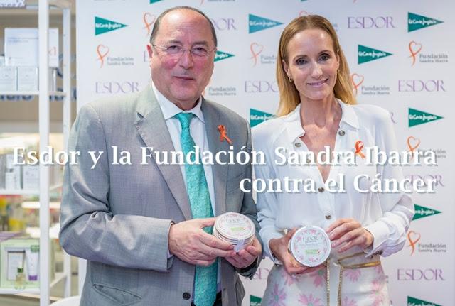 ESDOR+Fundacion+Sandra+Ibarra+acuerdo+contra+el+cancer