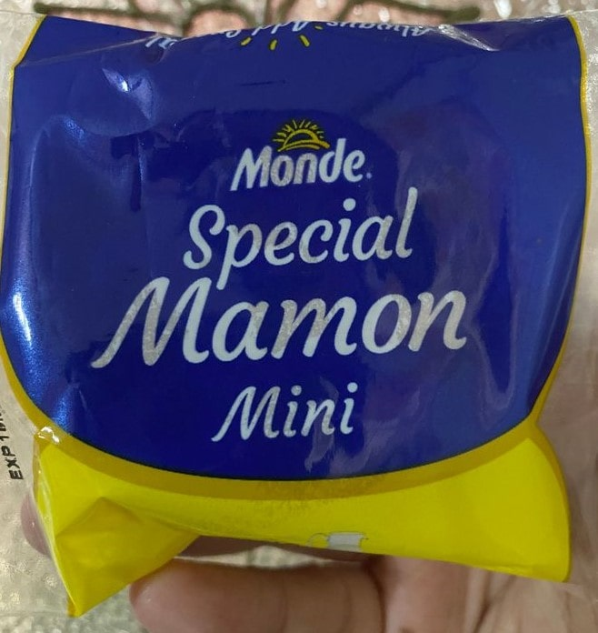 Monde Special Mamon snack for toddlers
