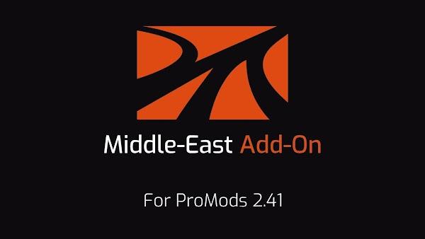 Euro Truck Simulator 2 ProMods 2.41 Ortadoğu Güncellemesi Yayınlandı
