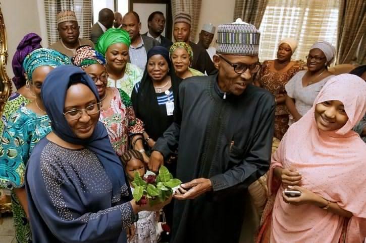 Death rumours of Buhari hit social media in London