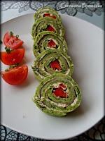 http://czerrrwonaporzeczka.blogspot.com/2015/04/tortilla-szpinakowa.html