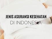 Jenis Asuransi Kesehatan di Indonesia