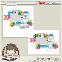Temp-ting Tidbits 1 by Dagi's Temp-tations