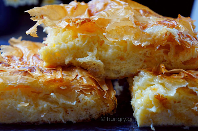 White Cheddar Cheese Pie