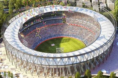 Mind Blowing Facts About The World Largest Cricket Stadium