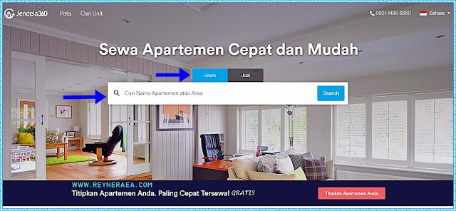 cara mencari apartemen yang murah