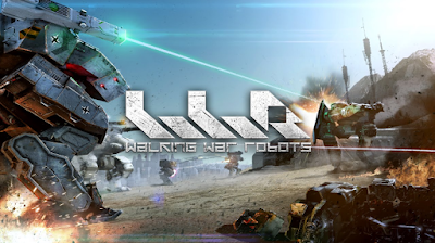 Walking War Robots v2.6.1 Mod Apk Data (Premium Enable+Anti Banned)