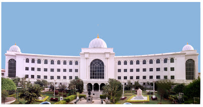 Salar Jung Museum in Hyderabad District in Telangana