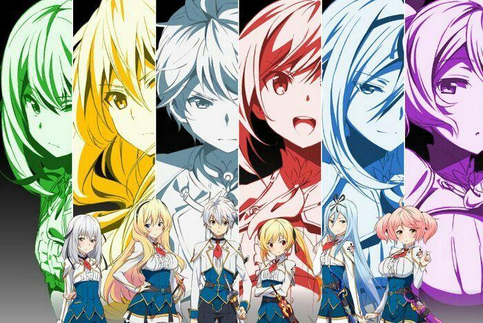 Rekomendasi Anime School