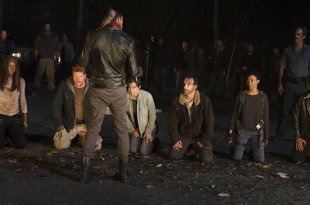 The Walking Dead S06E16: Last Day on Earth (2016)