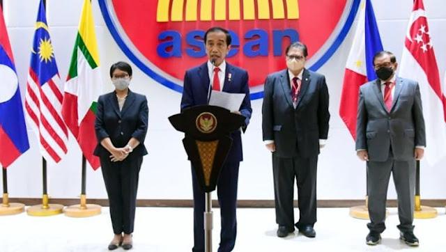 Usai Keras ke Junta Myanmar, Jokowi Dituntut Adili Peristiwa KM 50 dan Bebaskan Syahganda Cs