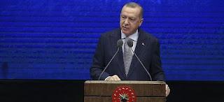 """أردوغان يعرض محصلة 2019"""" نفتتح أبواب عهد جديد لنهضة تركيا"""""""