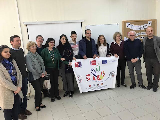 Από την Τραπεζούντα στο Κορωπί, έφτασαν οι μαθητές του προγράμματος Erasmus+
