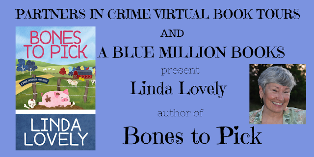 FEATURED AUTHOR: LINDA LOVELY