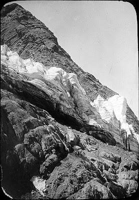 Séracs ancient glacier des Gabiétous