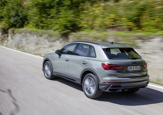 2021 Audi Q3.