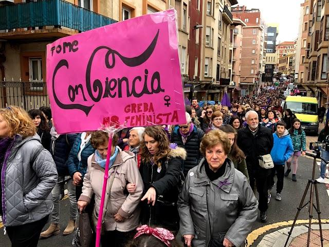"""Argitan convoca a manifestarse este 8 de Marzo en Barakaldo """"contra la pandemia de la desigualdad"""""""
