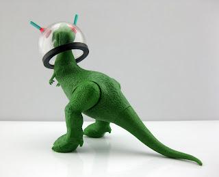 toy story gaming rex figure mattel