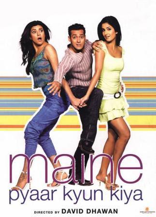 Poster Of Hindi Movie Maine Pyaar Kyun Kiya 2005 Full HD Movie Free Download 720P Watch Online