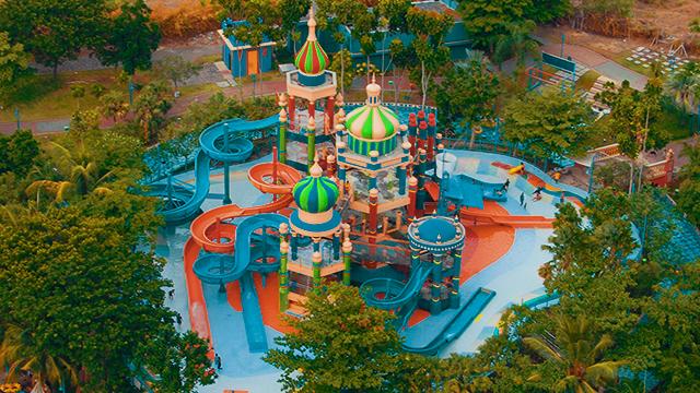 Ciputra_Waterpark_untuk_anak_anak