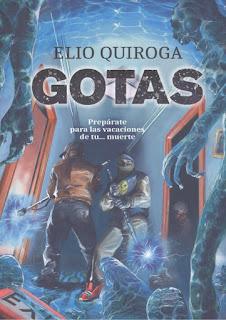 Entrevista al escritor Elio Quiroga por su nuevo libro Gotas