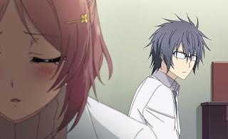 Rikei ga Koi ni Ochita no de Shoumeishitemita. Episodio 07