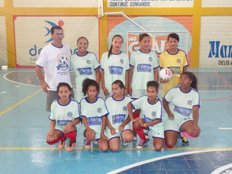f2d02857e0 Jogos intercolegiais são realizados em Piritiba - Agmar Rios Notícias