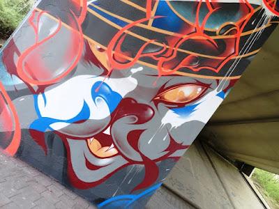 defo dalbino graffiti
