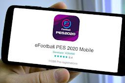 Sebelum Download Game PES eFootball Mobile 2020, Perhatikan Dulu Hal Ini