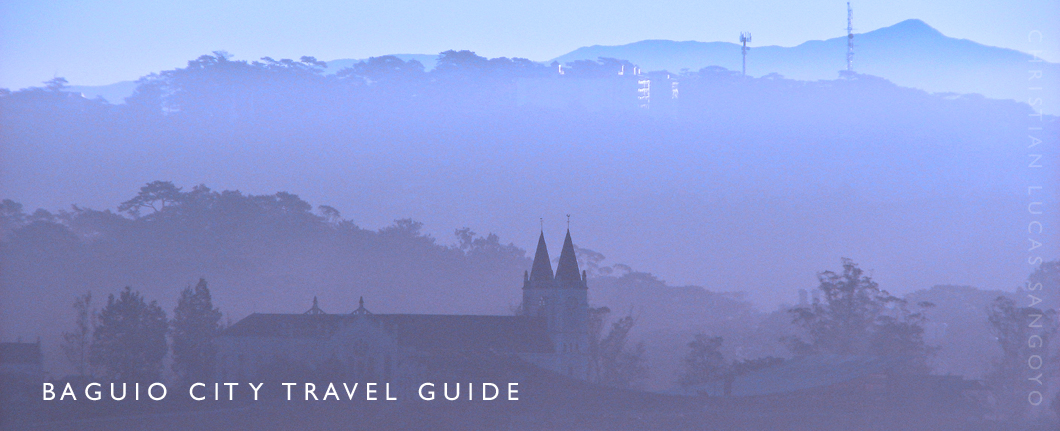Baguio Travel Blog Guide