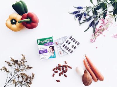 Vitabiotics - Healthy Living for Baby and Me Pregnacare New Mum,Pregnacare Breast-feeding